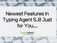 New Typing Agent Feutures in TA 5.0