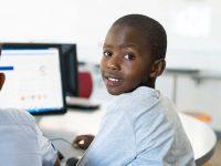 adaptable typing program for schools